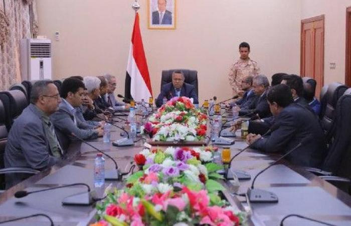 الحكومة اليمنية من عدن: الحوثي المستفيد الأول من ما حدث