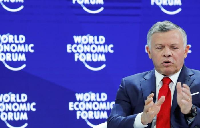 إيران تنتقد تصريحات ملك الأردن في دافوس