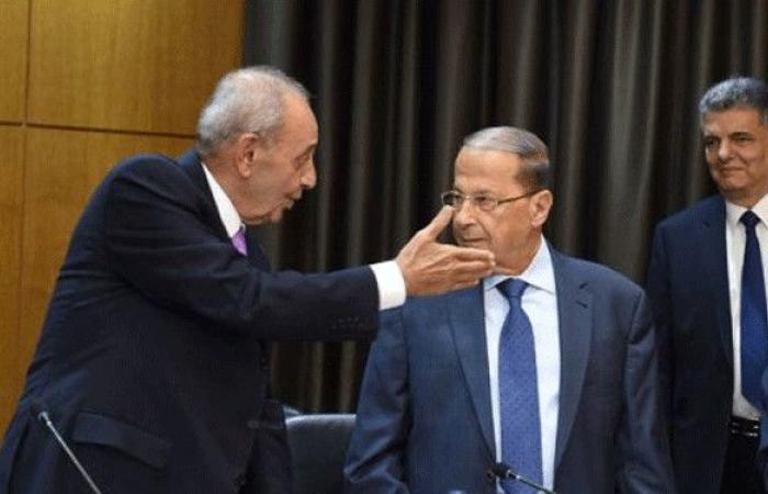 إتصالات لضبط الخلاف بين عون وبري