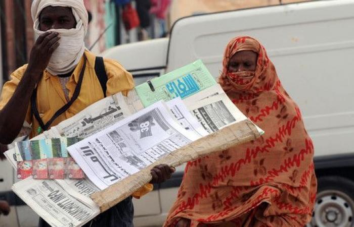 بعد أزمة نفاد الورق.. صحف موريتانيا الخاصة تعود للأكشاك