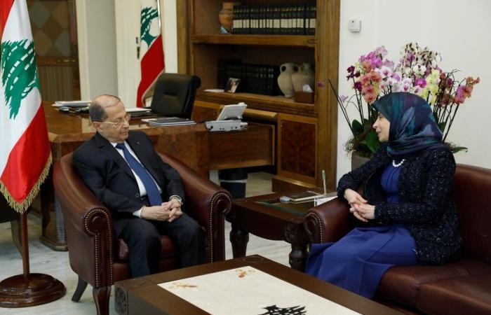 """عون اطلع من عز الدين على """"الاستراتيجية الوطنية للتحول الرقمي"""""""