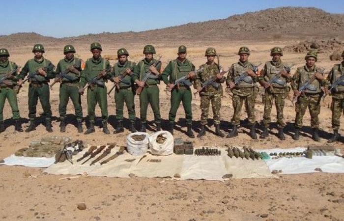 الجيش الجزائري يقتل 7 إرهابيين في كمين شرق البلاد