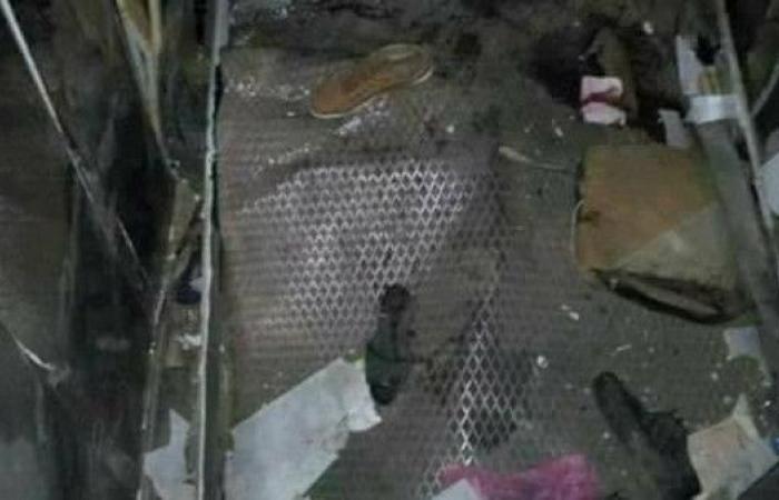 """شاهد.. محافظ مصري يفر من أيدي أهالي قتلى """"مصعد مستشفى"""""""