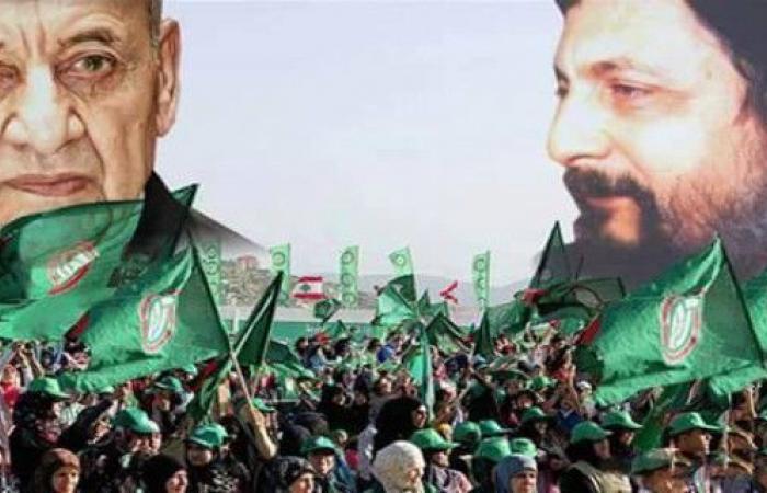 """""""حركة أمل"""" تردّ على ليبرمان: سنبقى في المقدمة لمواجهة أي أطماع إسرائيلية"""