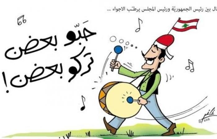 كاريكاتور اليوم