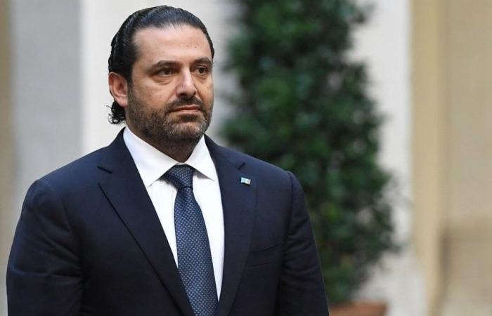 الحريري بحث مع وفد البنك الدولي مؤتمر باريس ومشاريع أخرى