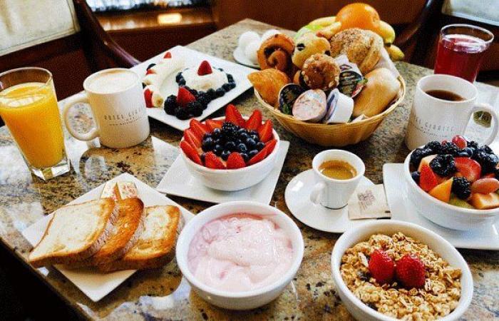 الفطور وتأثيره في ساعات النهار
