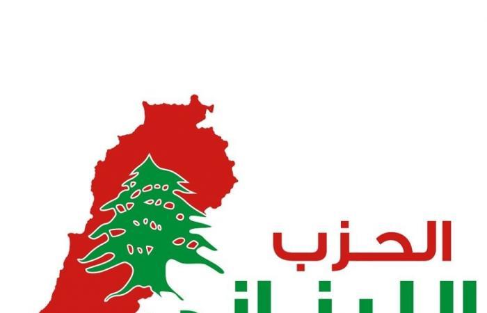 """""""اللبناني الواعد"""": للتعاطي بجدية مع التهديدات الاسرائيلية"""