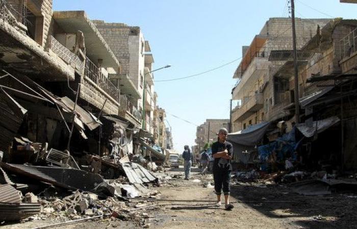 فرنسا تحث روسيا وإيران لوضع حد لهجمات نظام الأسد