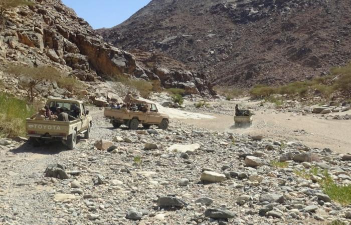 اليمن..خسائر كبيرة للميليشيات بمديرية خب الشعف في الجوف