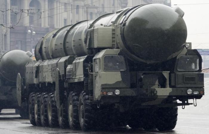 موسكو قلقة من الثالوث النووي الأميركي