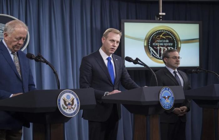 أميركا تعزز ثالوثها النووي وعينها على روسيا
