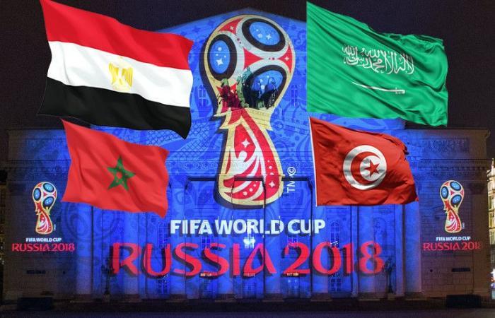 """""""فضيحة غريبة"""" تهدد مباريات العرب في كأس العالم!"""