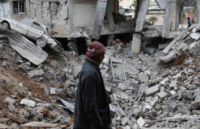 نظام الأسد يمطر الغوطة بأكثر من 100 صاروخ وغارة