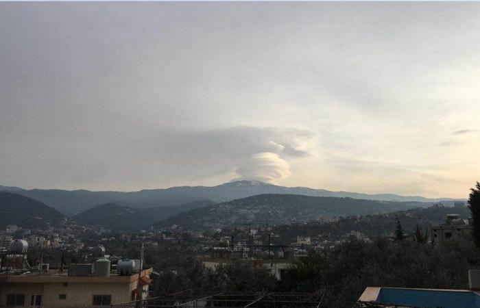 بالصور… ما هي الغيوم الغريبة التي ظهرت في سماء لبنان؟