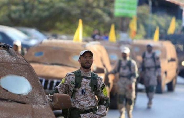 """""""حزب الله"""" سحب نصف قواته من سوريا"""
