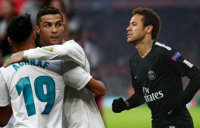 ريال مدريد يُصالح رونالدو.. وما علاقة نيمار؟!