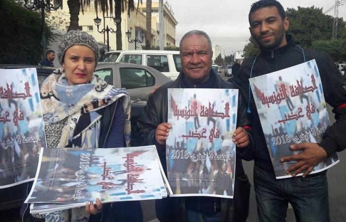 تونس.. الصحافة غاضبة بسبب عودة التضييق الأمني