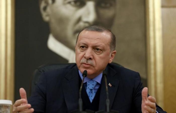 أردوغان: سأبحث مع البابا العداء المتزايد للإسلام بالغرب