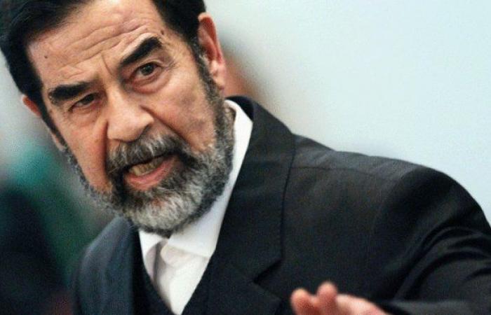 هذه الفنانة تعترف: نمت على سرير صدام حسين