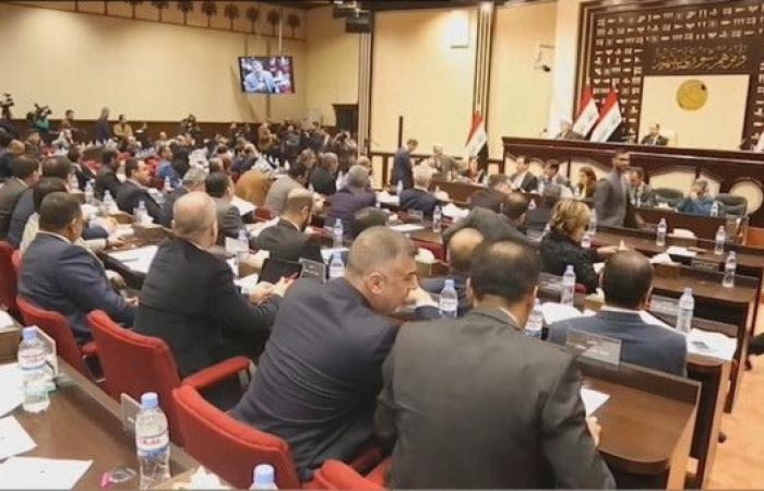 برلمان العراق يناقش بند حصول المترشح على شهادة جامعية