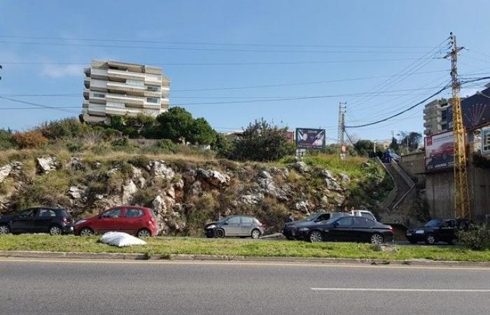 زحمة سير على المسلك الشرقي لكازينو لبنان