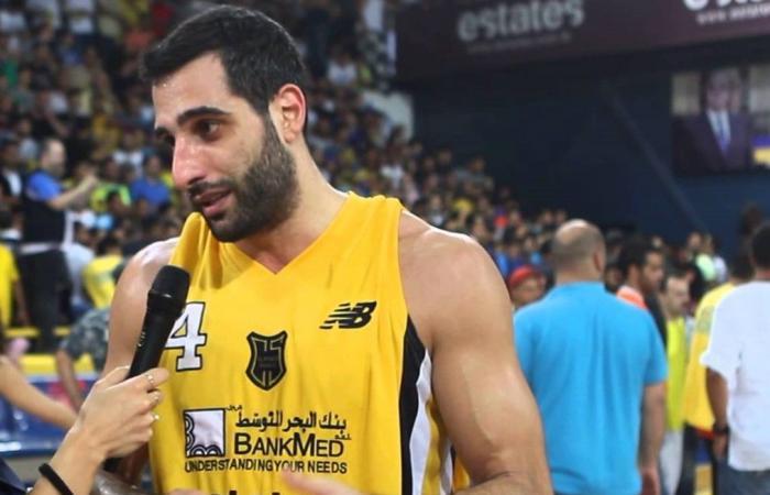 بالصورة: رسالة من جان عبد النور لجمهور الرياضي