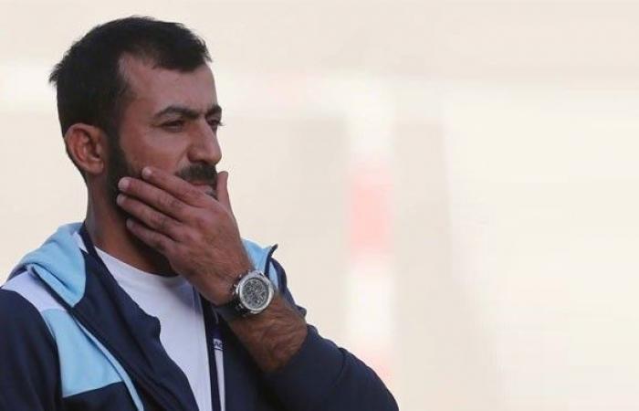 """موسى حجيج يغيب عن """"طرابلس"""" بسبب رقوده في المستشفى"""