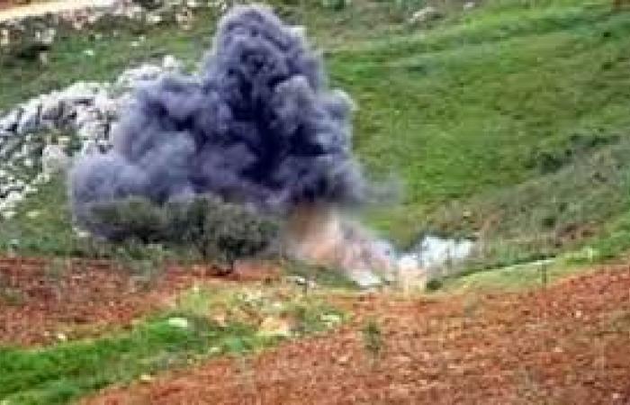 الجيش: تفجير ذخائر في محيط بلدات جنوبية