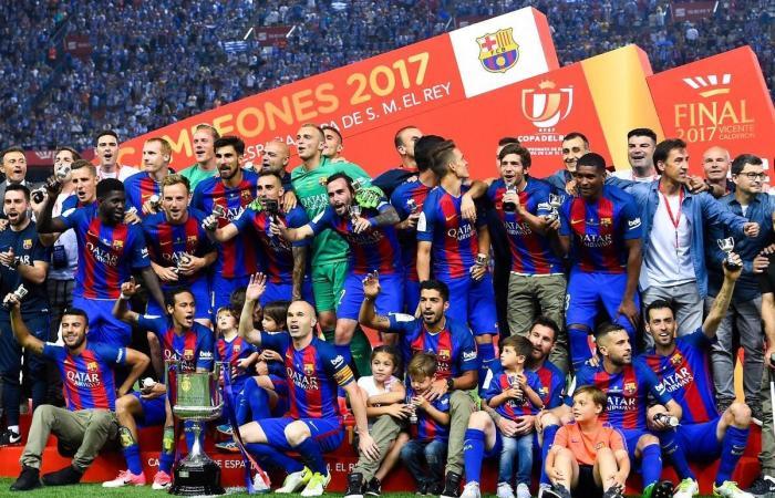نهائي كأس الملك يضع الريال في ورطة.. هل يتوَّج برشلونة على ملعبه؟!