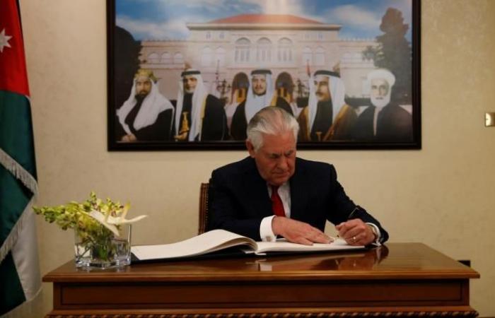 تيلرسون: على إيران سحب قواتها من سوريا