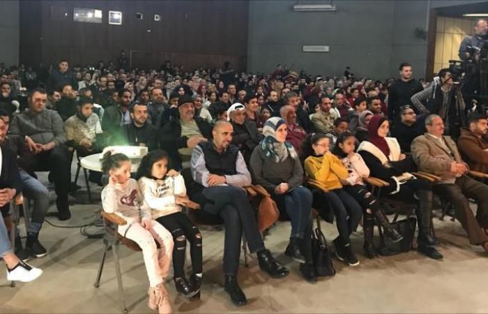 """""""شريك العمر"""".. واقع غزة بكوميديا سوداء"""