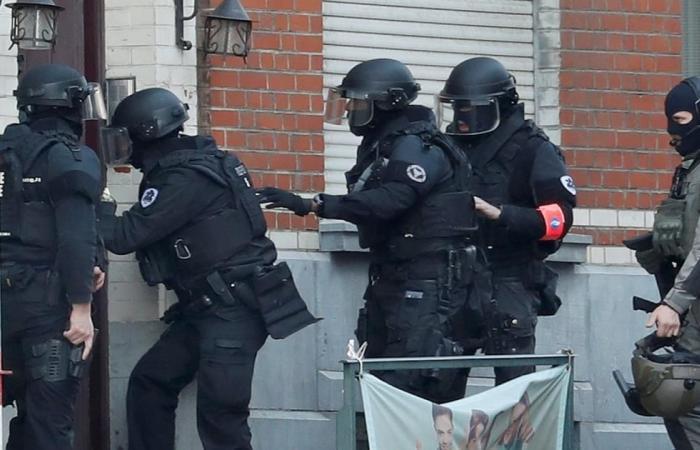 عملية أمنية في بروكسل تحسبا لوقوع جريمة