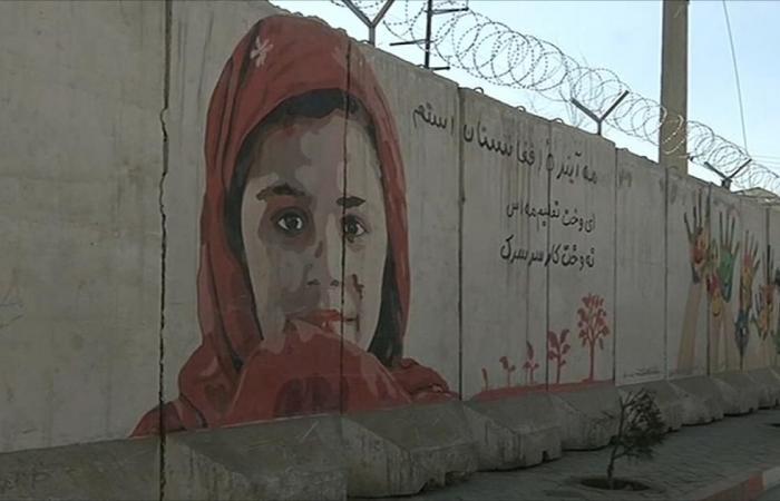 شباب أفغانستان يحاربون الفساد بالفن