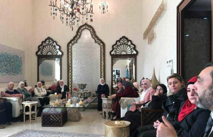 الحوت عقد سلسلة لقاءات ناقشت شؤوناً بيروتية