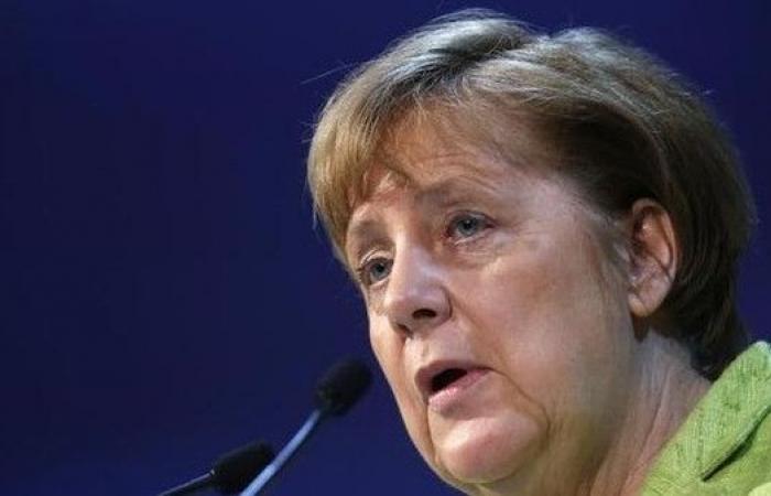 المستشارة الألمانية: أوقفوا المجزرة في سوريا