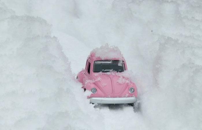 """استعدّوا لـ""""ويك أند"""" بارد.. الثلوج قادمة غدًا وشباط سيبيّضها"""