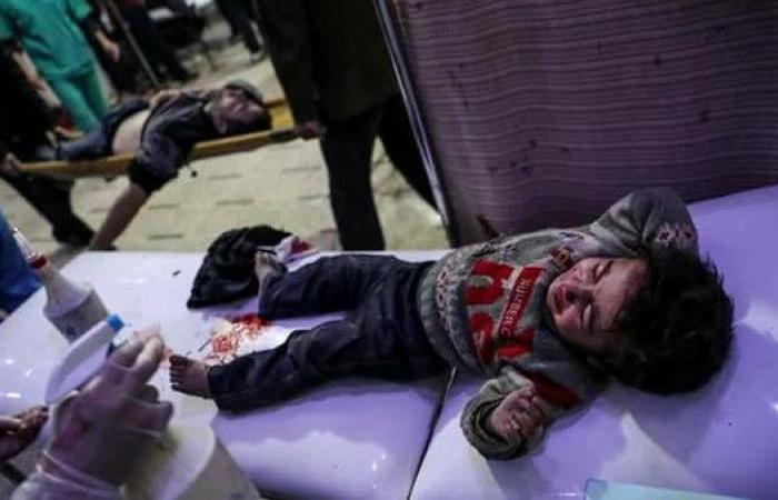 جعجع: ما يحدث في الغوطة الشرقية وصمة عار