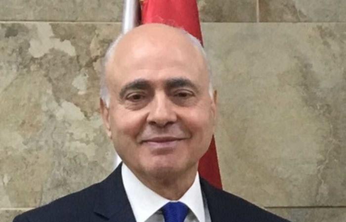 أنطوان بانو يقدّم ترشيحه عن الأقليات في بيروت الأولى