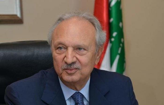 الصفدي: لعدم تنازل الموقف اللبناني عن حقوقه في الحدود
