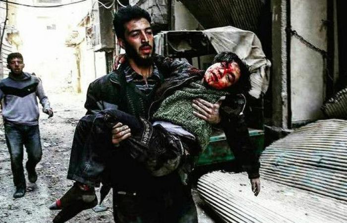 الأمم المتحدة: مقتل 370 شخصاً و1500 جريح بقصف الغوطة