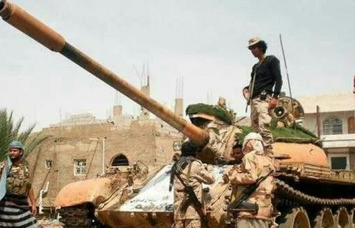 الجيش اليمني يتقدم غرب تعز.. ومقتل عناصر حوثية بالهاملي