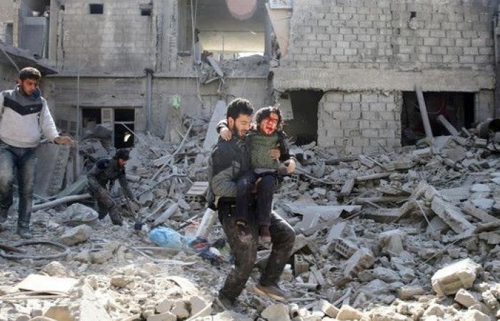 المعارضة ترفض أي تهجير لسكان الغوطة الشرقية