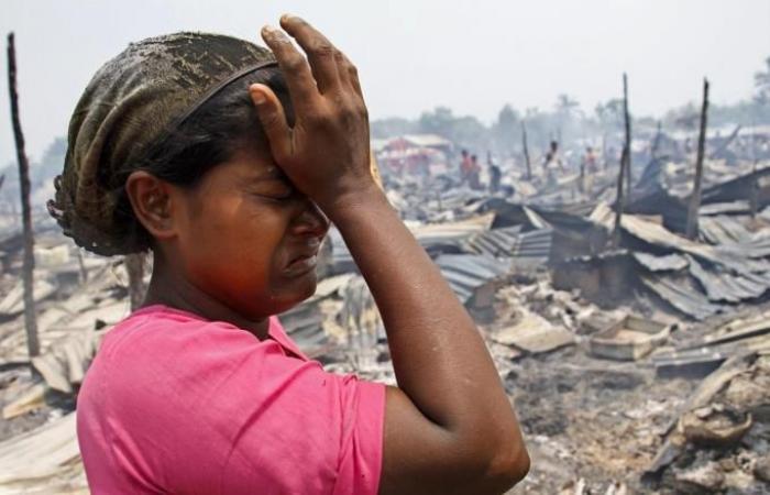 عقوبات أوروبية ضد جنرالات ميانمار بسبب الروهينغا