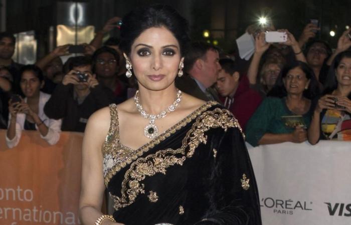 وفاة الممثلة الهندية سريديفي في دبي