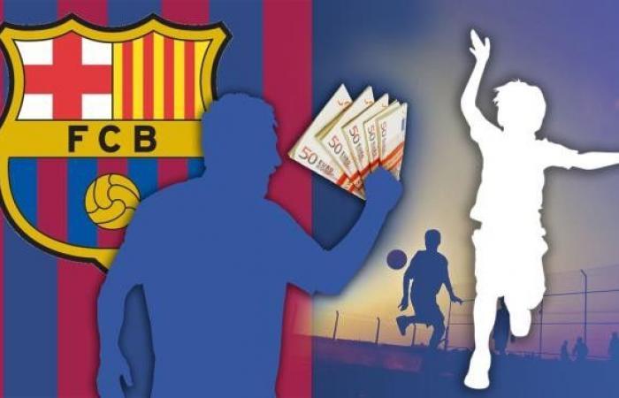 قصة مذهلة.. نجم برشلونة السابق يغيّر حياة طفل فقير!