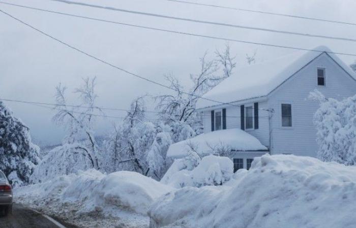 الثلوج تلامس 1800 متر اليوم.. كيف سيكون طقس بداية آذار؟