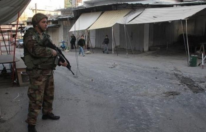 في مخيم البداوي: هدّد احدى الدوريات بتفجير قنبلة.. وهذا مصيره