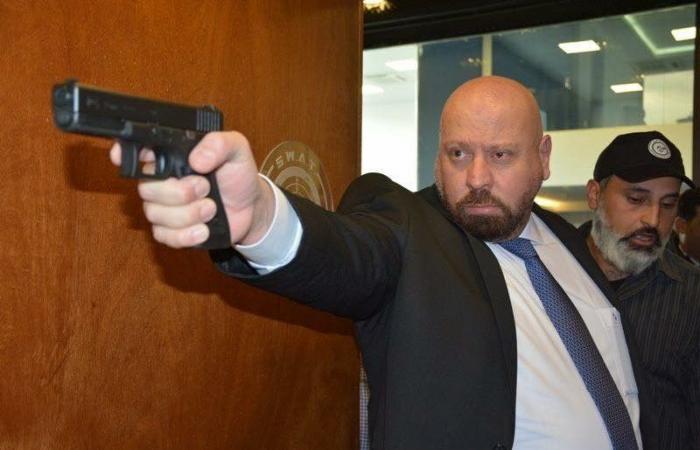 """نادي """"SWAT"""" ينظّم بطولة الرماية بالمسدس برعاية نهرا"""