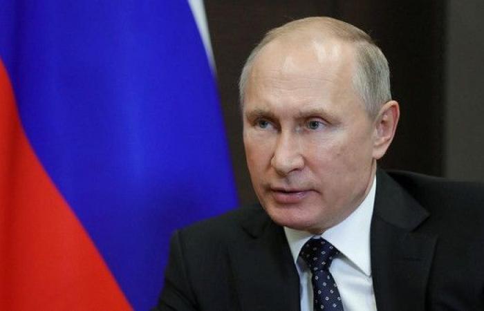 بوتين يبحث أوضاع الغوطة مع مجلس الأمن القومي
